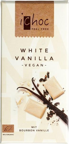 Rice choc white vanilla (80g)