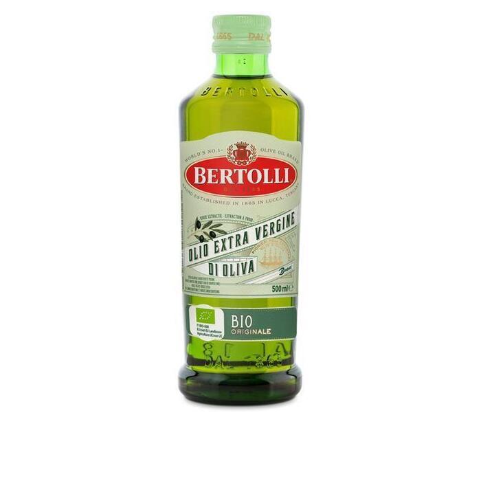 Extra Olijfolie van de Eerste Persing, Bio (glas, 0.5L)