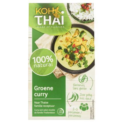 Koh Thai Green curry (70g)
