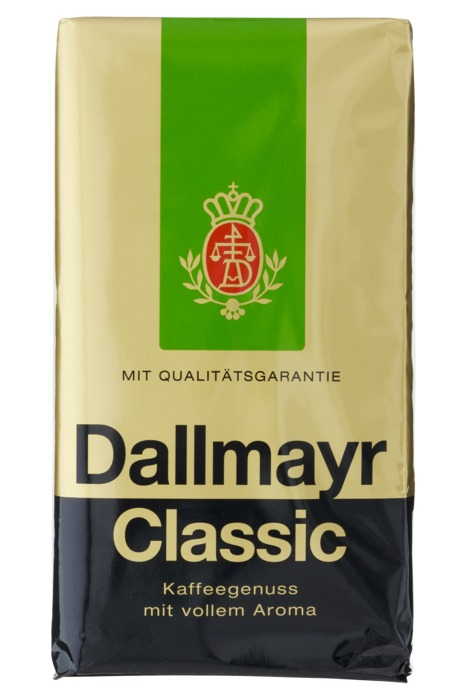 Dallmayr Classic koffie 500Gr (500g)