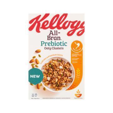 Kellogg's All-bran prebiotic almond&pumpkin seeds (380g)