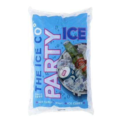 The Ice Co Party Ice Cubes 2 kg (2kg)