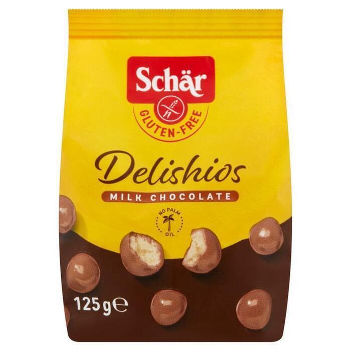 Schär Gluten Free Delishios 125 g (125g)