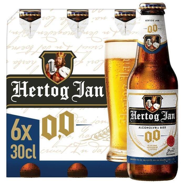Hertog Jan 0.0 (rol, 180 × 1.8L)