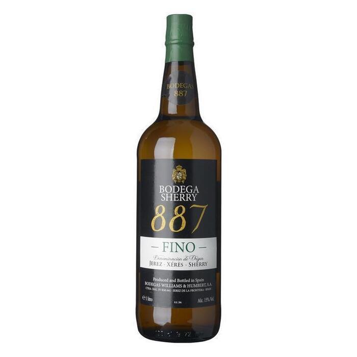 Sherry 887 Fino (1L)