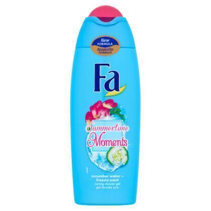 Fa Summertime Moments Shower Gel 250 ml (250ml)