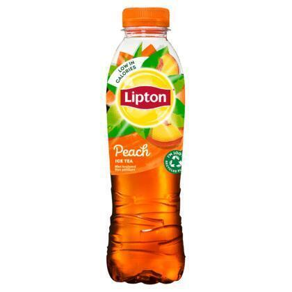 Lipton Ice tea peach (rol, 50 × 0.5L)
