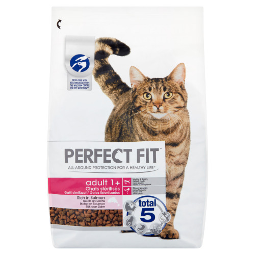 Perfect Fit Adult 1+ Zalm 2,8 kg (2.8kg)