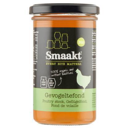 Smaakt Bio Gevogeltefond 240 ml (240ml)