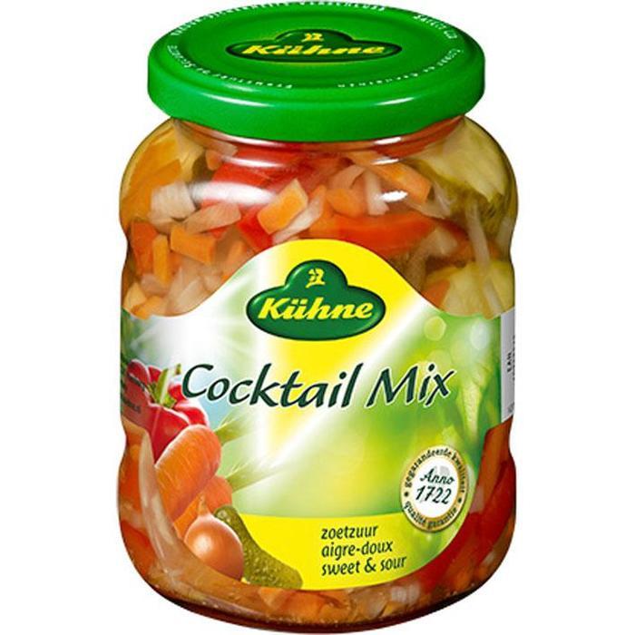 Cocktail mix, zoetzuur (pot, 37cl)