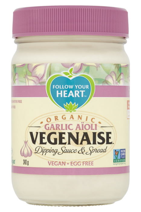 Follow Your Heart Aïoli Vegenaise 340 g Bus (340g)