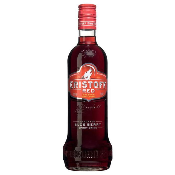 Eristoff Red 70cl 20% (rol, 70 × 0.7L)