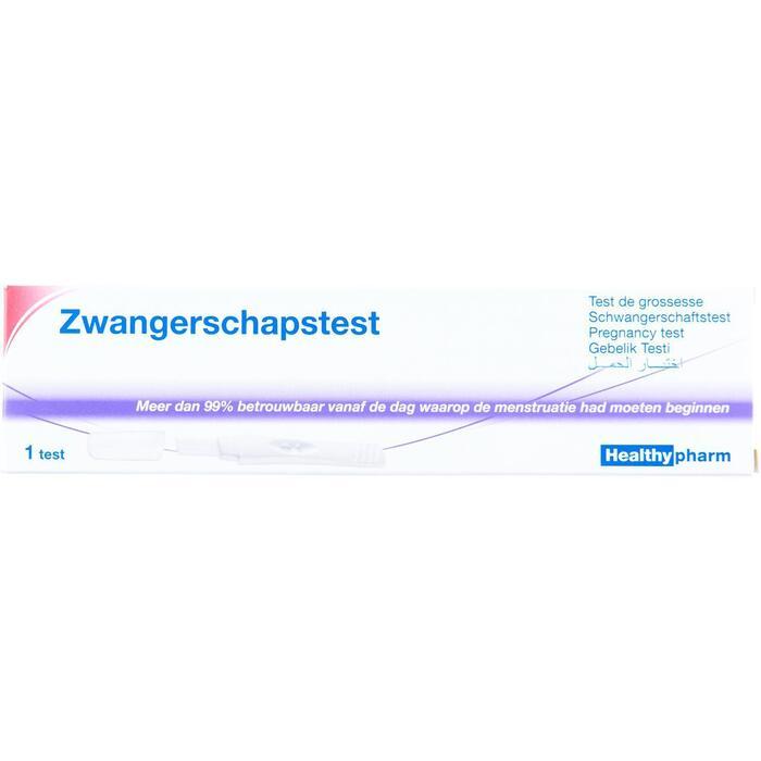 Healthypharm Zwangerschapstest