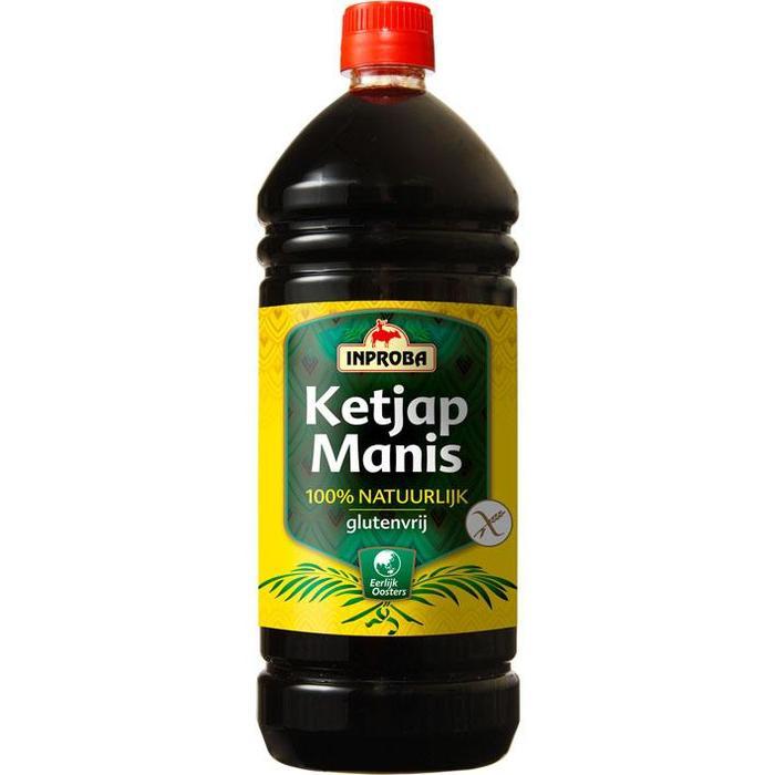 Inproba Ketjap Manis 4x1000ml (1L)