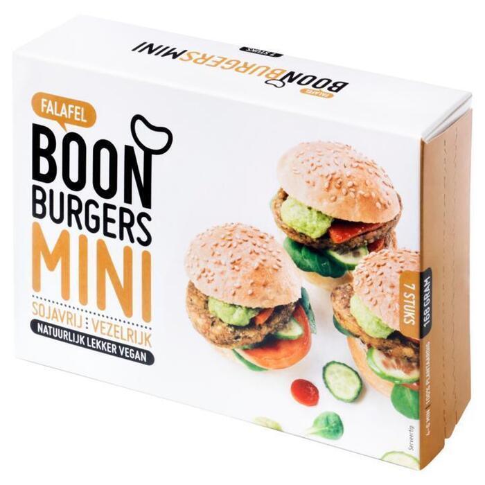 Boon Mini Falafel Burgers 7 Stuks 168g (168g)