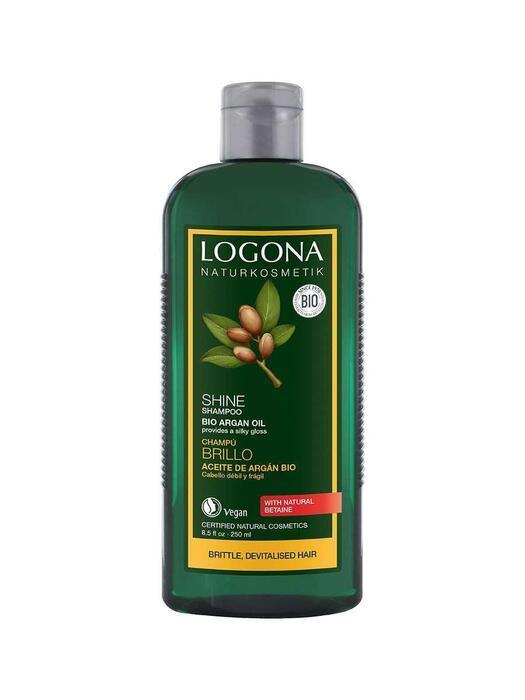 Glans Shampoo Bio Arganolie Logona 250ml (250ml)
