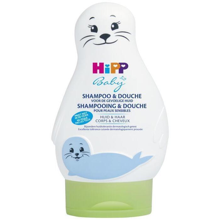 Hipp Shampoo & douche sensitive (200ml)