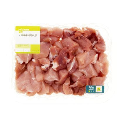Varkens poulet (500g)