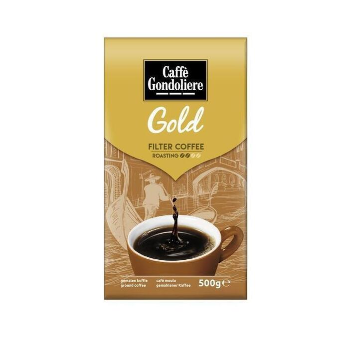 Caffe Gondoliere Gold snf (500g)