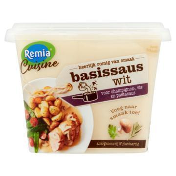 Remia Cuisine Basissaus Wit 265 ml (265ml)