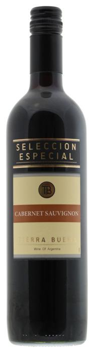 Tierra Buena Cabernet Sauvignon Seleccion Especial (0.75L)