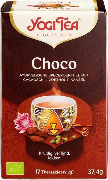 Choco Biologique (builtje, 2g)