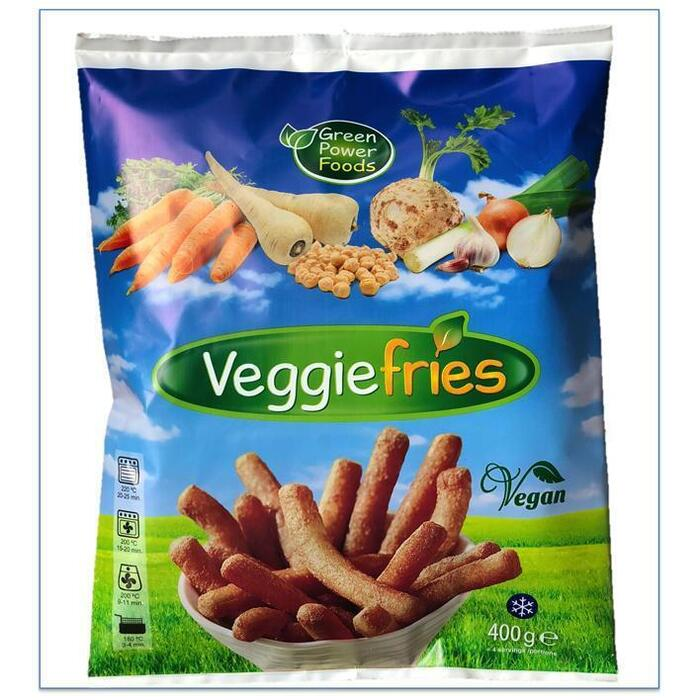 Groentefriet (zak, 400g)