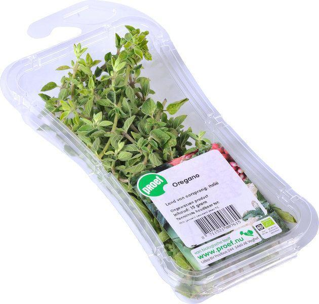 Oregano in schaaltje (15g)