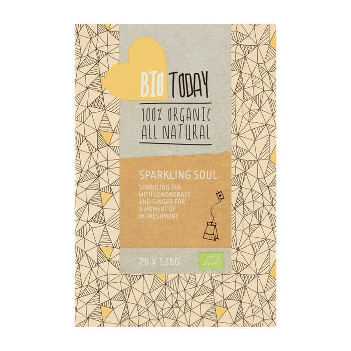 Sparkling soul tea (zakjes, 20 × 1.75g)