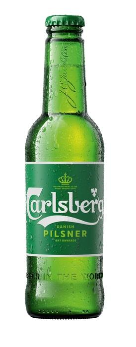 Carlsberg (fles, 250ml)