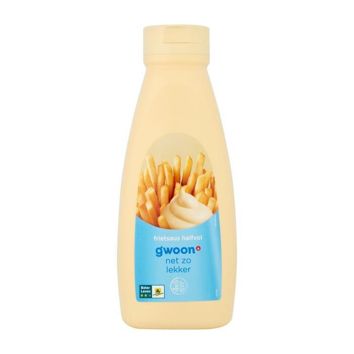 Fritessaus halfvol (0.75L)