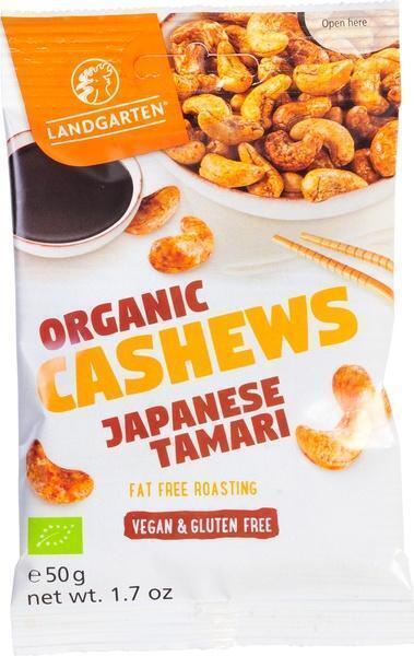 Tamari-cashew snack (50g)