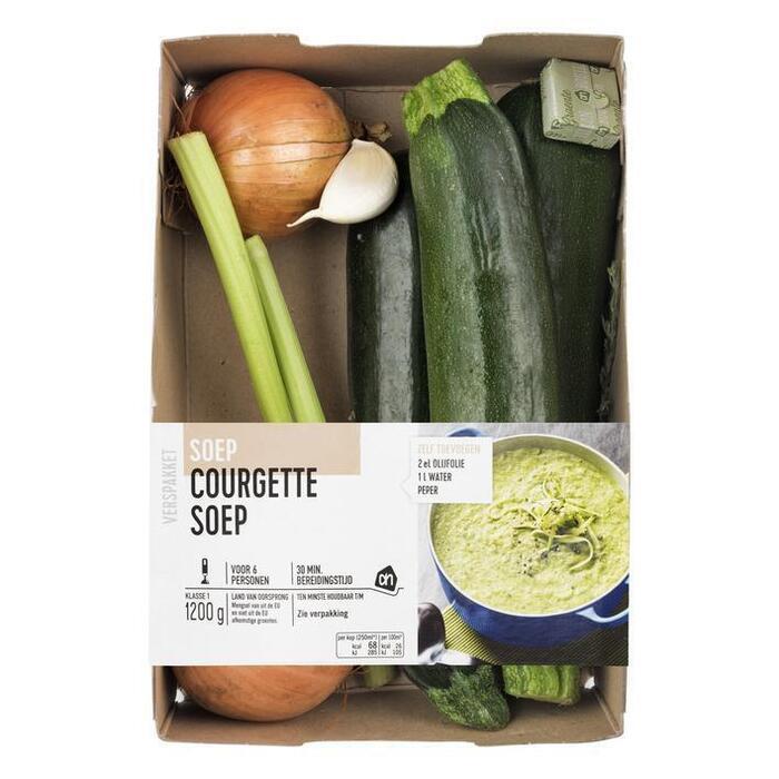 AH Verspakket courgettesoep (1.2kg)