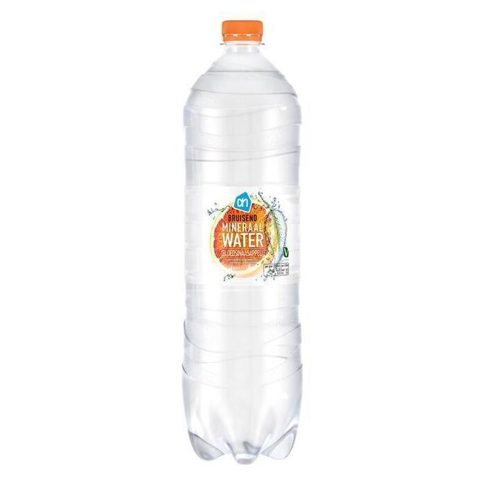 AH Bruisend mineraalwater bloedsinaasappel (1.5L)