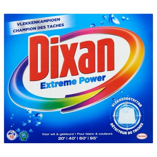 Dixan Extreme Power 1, 17kg (0.75L)