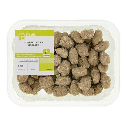 Soepballetjes gegaard (250g)