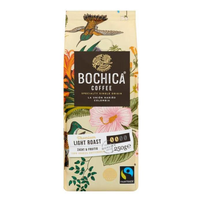 Bochica Coffee Premium Light Roast 250 g (250g)