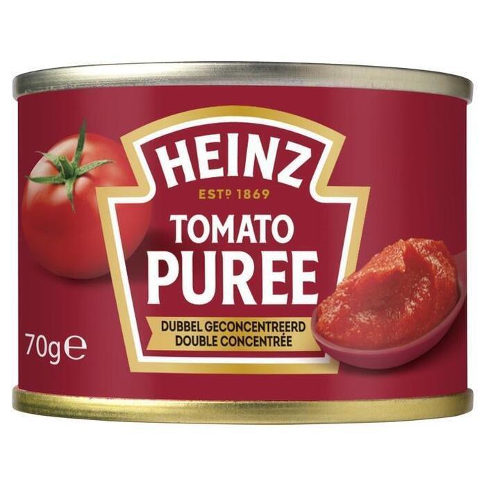 Tomatopuree (blik, 70g)