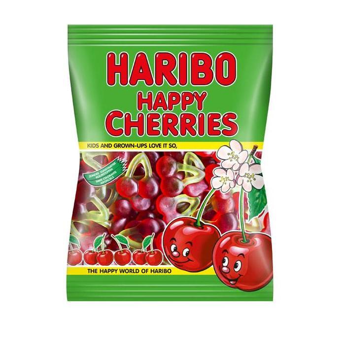 Happy Cherries (plastic zak, 300g)