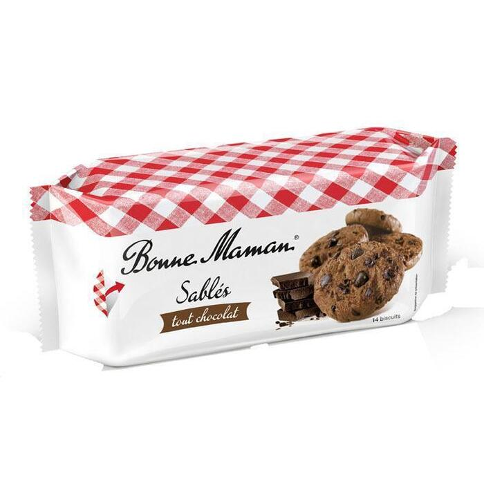 Bonne Maman Sablés tout chocolat (150g)