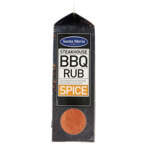 Santa Maria Steakhouse BBQ Rub Spice 565 g (565g)