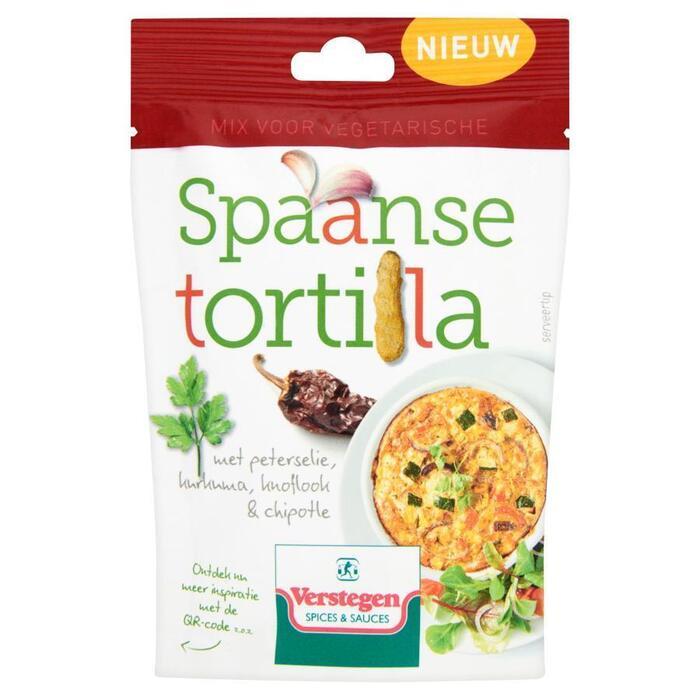 Verstegen Mix voor vegetarische spaanse tortilla (35g)