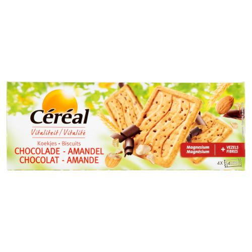 Céréal Vitaliteit Koekjes Chocolade-Amandel 16 Stuks 200 g (200g)