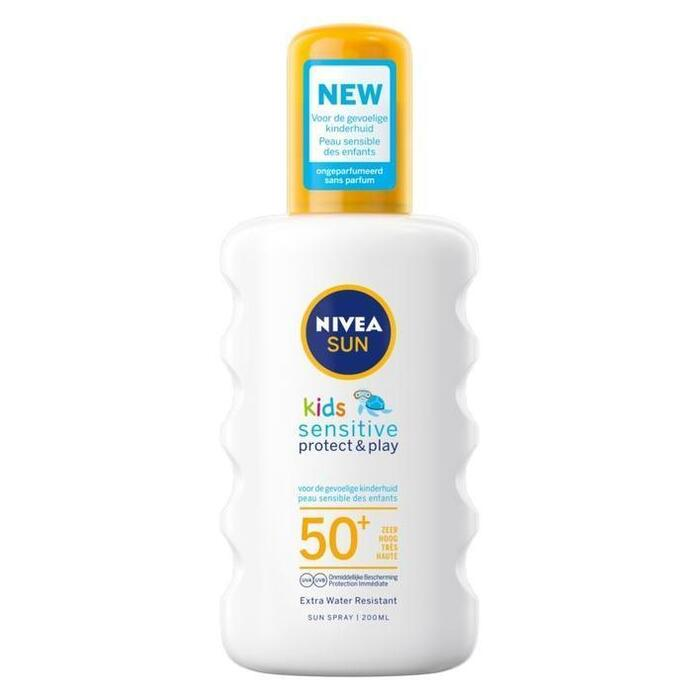 SUN Kids Sun Spray SPF50+ (200ml)