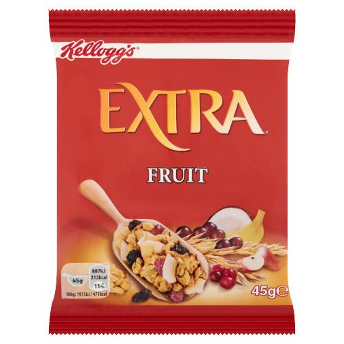 Kellogg's Extra Fruit 45 g (45g)