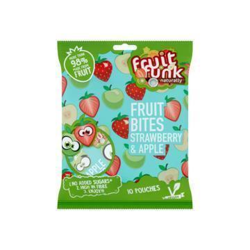 Fruitfunk Multibag apple/strawberry (10 × 10g)