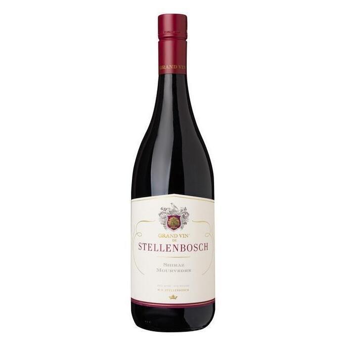 Gr Vin Stellenbosch de Stellenbosch Shiraz Mourvedre (0.75L)