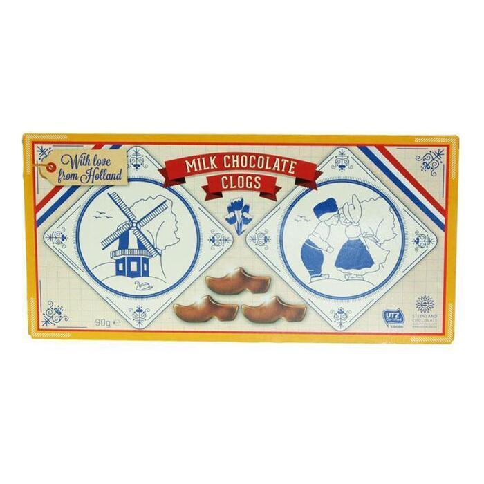 Chocolade klompjes (90g)