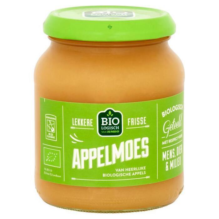 Jumbo Biologisch Appelmoes 355 g (355g)