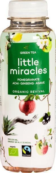 Little Miracles Green Tea (blik, 33cl)
